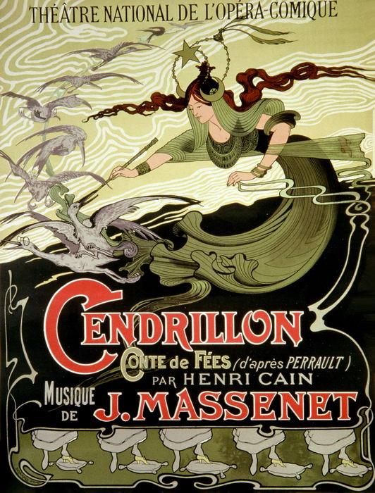 CENDRILLON, imp. Devambez (1899)