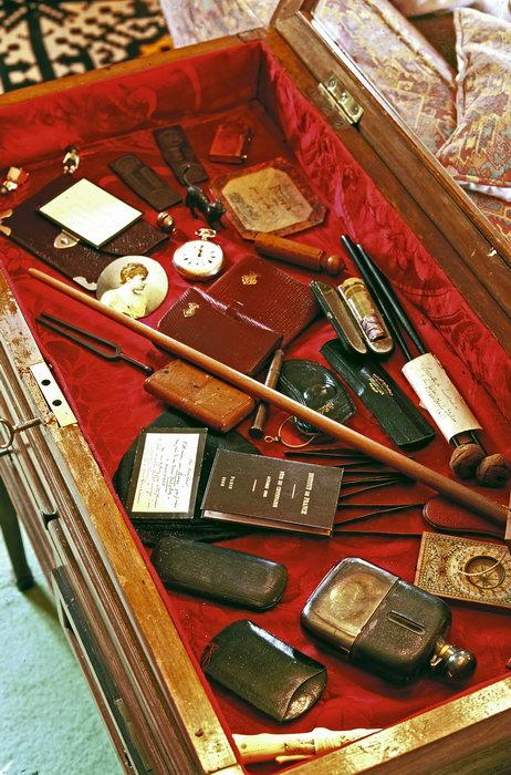 Objets personnels et professionnels de Jules Massenet