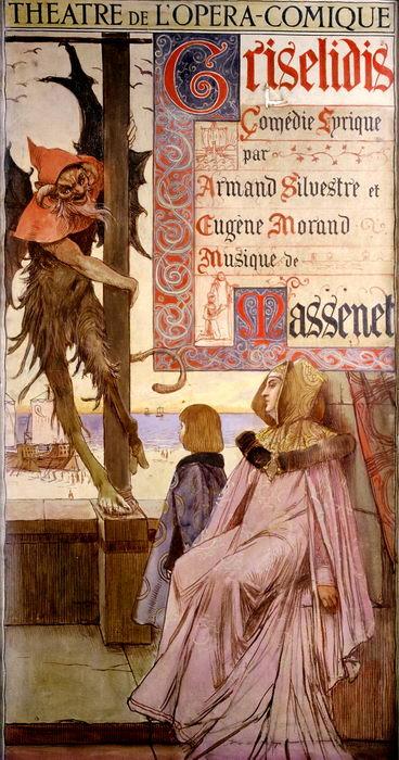 GRISELIDIS par F. Flameng (1901)