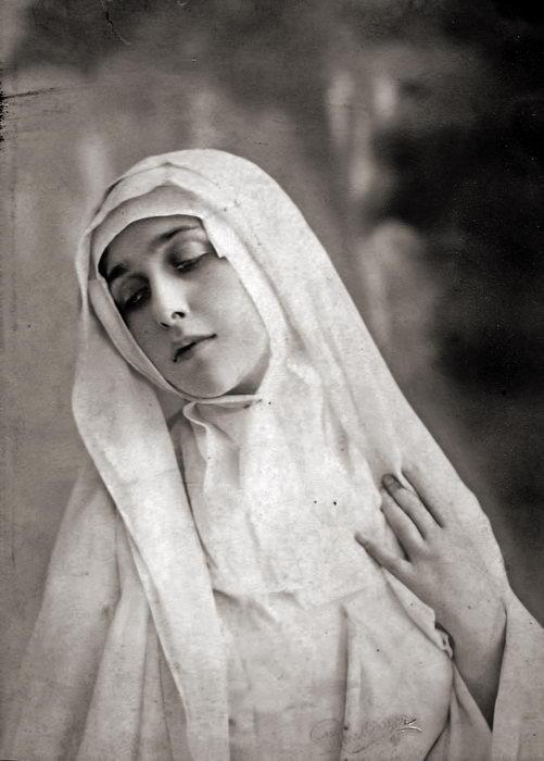 Lina Cavalieri dans THAÏS (reprise de 1903)
