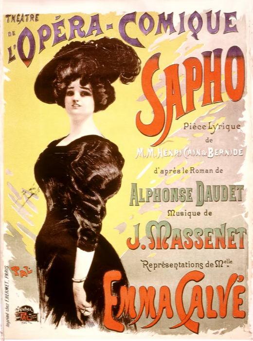 SAPHO par PAL (1897)