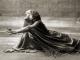 Lucy Arbell, contralto, dans le rôle de Posthumia, l'aïeule aveugle  dans ROMA (1912)