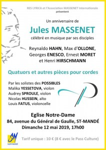 Massenet-St-Mandé