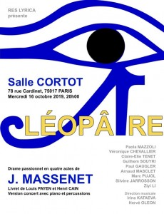 Cléopâtre Cortot